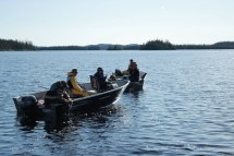 Square-tail Lodge - Northern Quebec Canada Fishing Trip