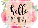 Hello Monday Peony Quote My Cancer Chic