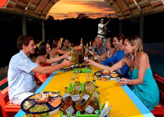 Tour a Xoximilco en Cancn  Tours en Cancun