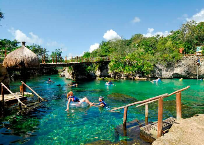 Admission Only To Xel Ha Cancun Deals Amp Discounts