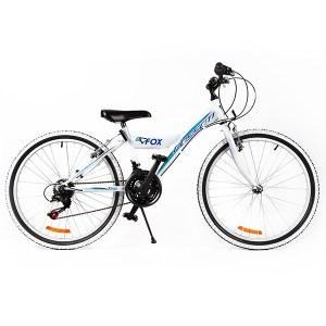 """Ποδήλατο FOX 24"""" Λευκό"""