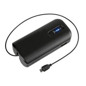 ΑΥΤΟΝΟΜΟΣ ΦΟΡΤΙΣΤΗΣ ΜΠΑΤΑΡΙΑΣ 1USB+1MICRO USB 5200mAh POWER PACK 5200 FAST CHARGE