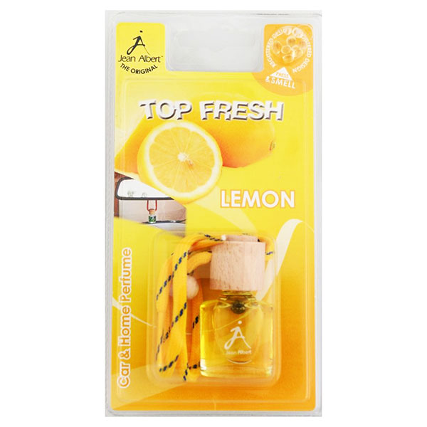Jean-albert-car-perfume—Lemon