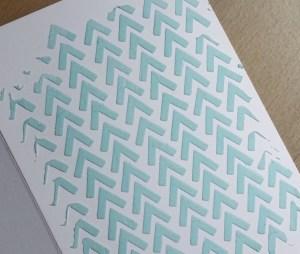 Texture Paste panel