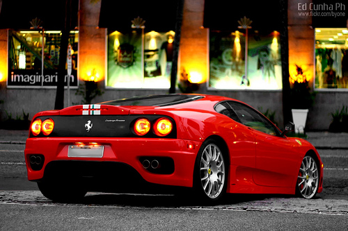 The Ferrari 360 Challenge Stradale A Beautiful And Epic