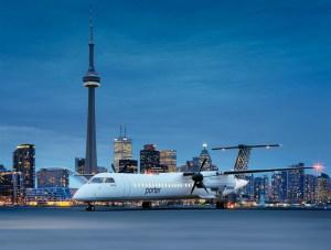 PORTER AIRLINES INC. - Porter Cityscape