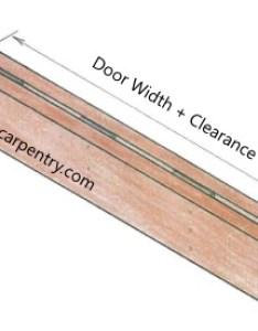 also framing  door rh mycarpentry