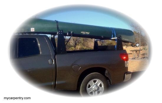 truck ladder racks canoe racks
