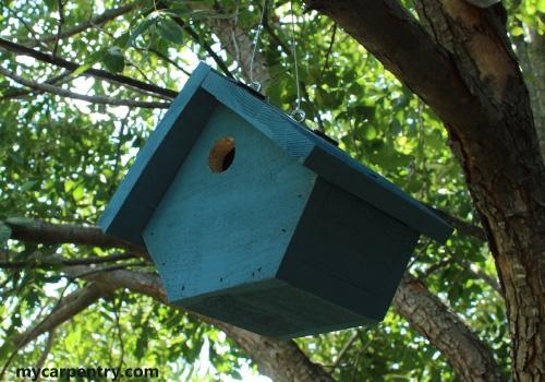 Wren Birdhouse Plans These Bird House Plans Are An Easy