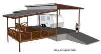 Cedar Deck - Designing and Building a Deck using Western ...