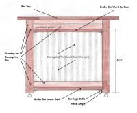 Outdoor Bar Furniture - Build your own Patio Bar Set