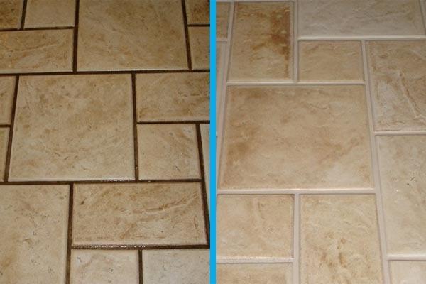 phoenix az tile grout recoloring
