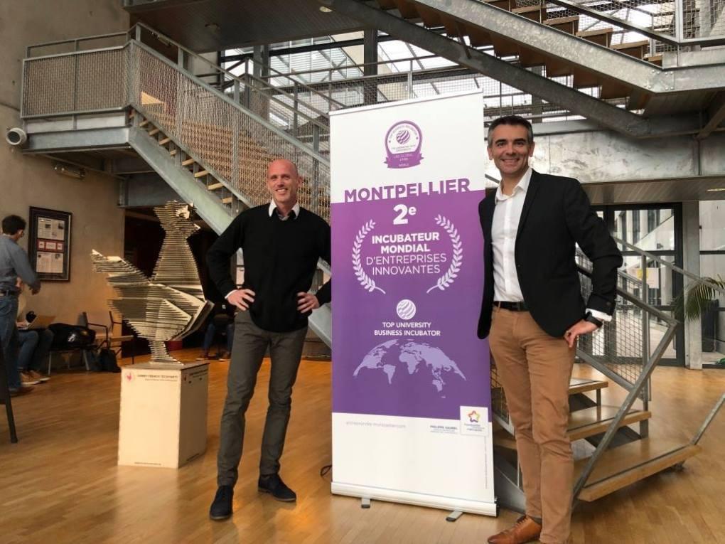 Soutien du BIC de Montpellier