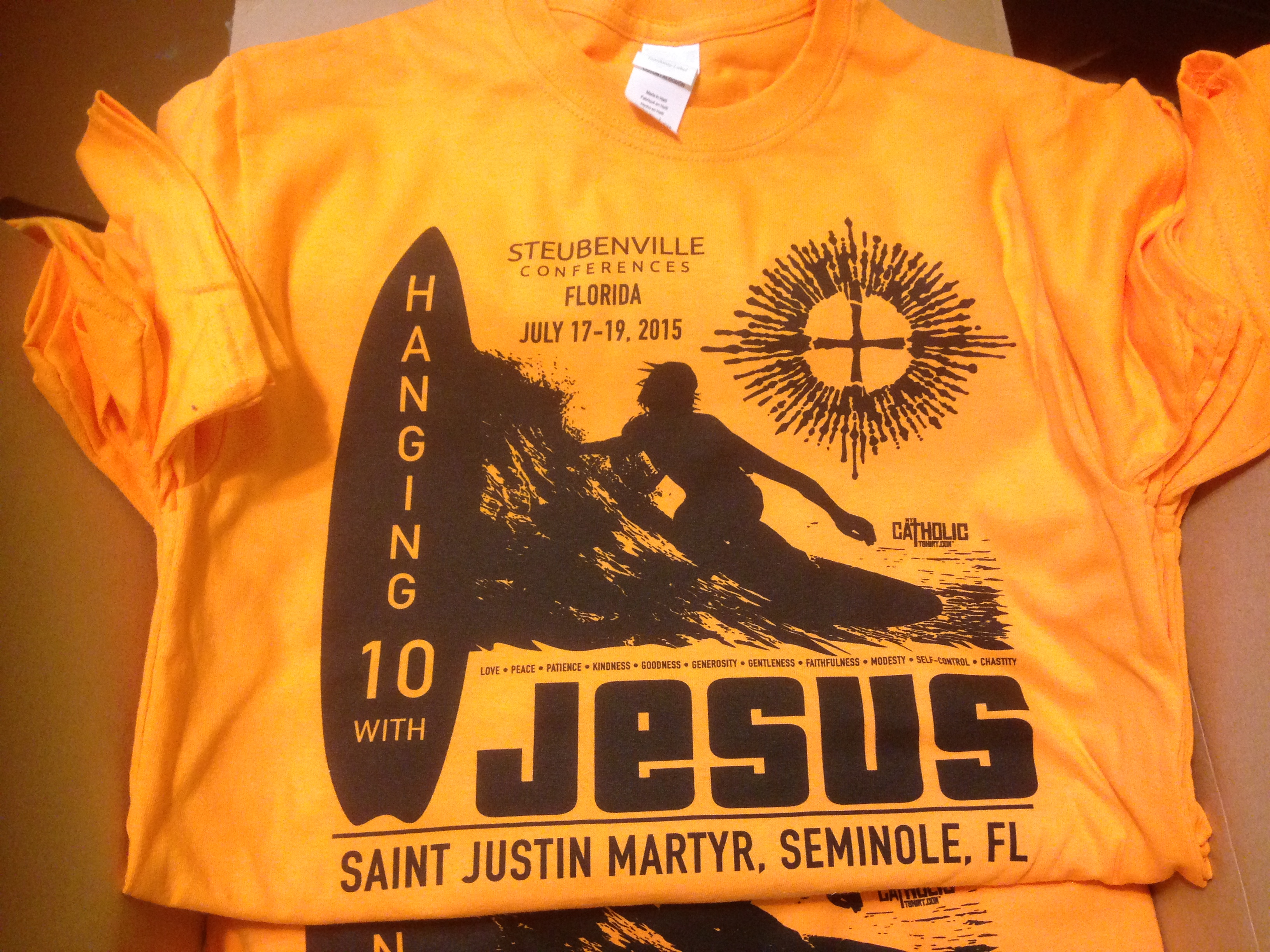 Youth Group T Shirts