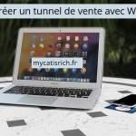 Créer un tunnel de vente avec WordPress