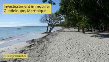 investir en immobilier martinique guadeloupe
