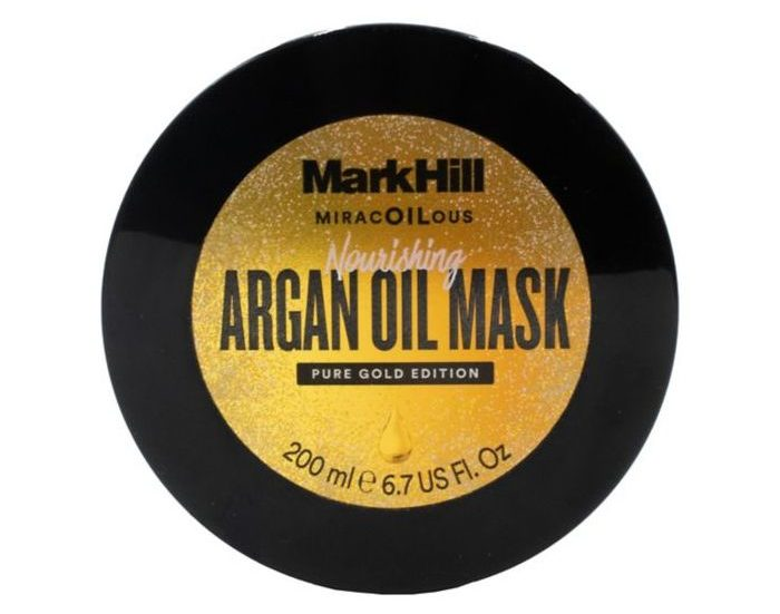 Mark Hill Miracoilous Pure Gold Edition Gold Mask