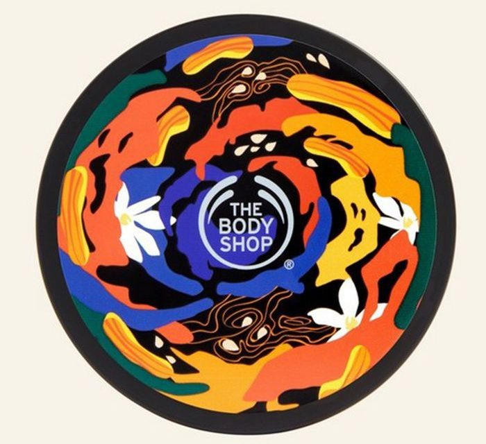 The Body Shop Vanilla Pumpkin Body Butter
