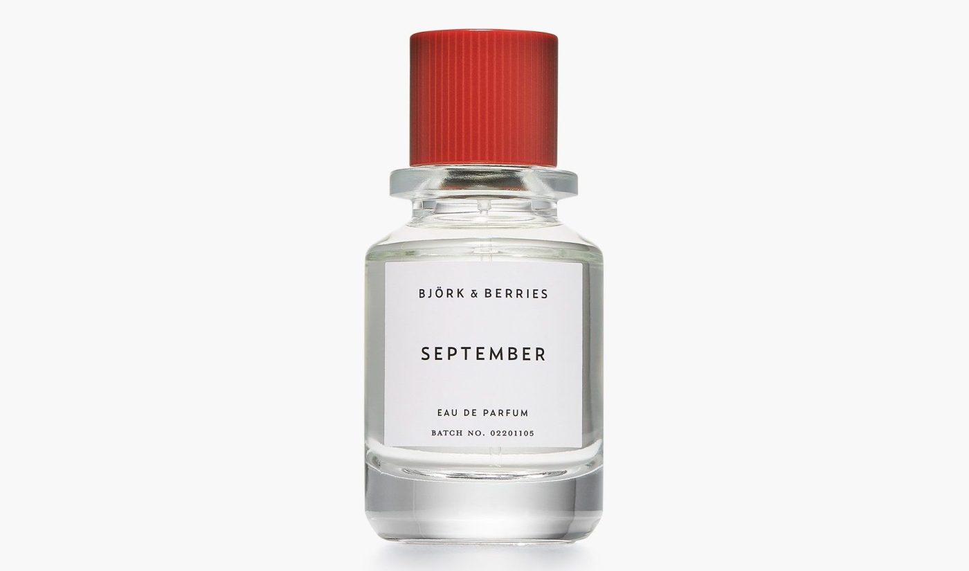 Björk and Berries September Eau de Parfum