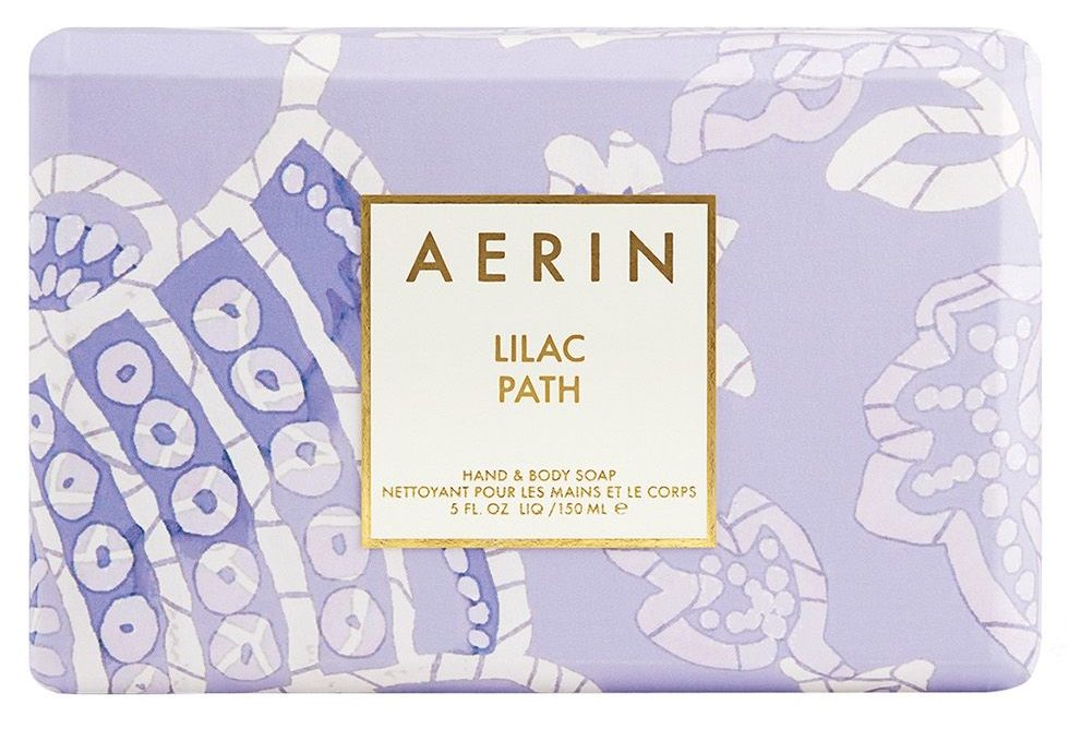Aerin Lilac Path Soap