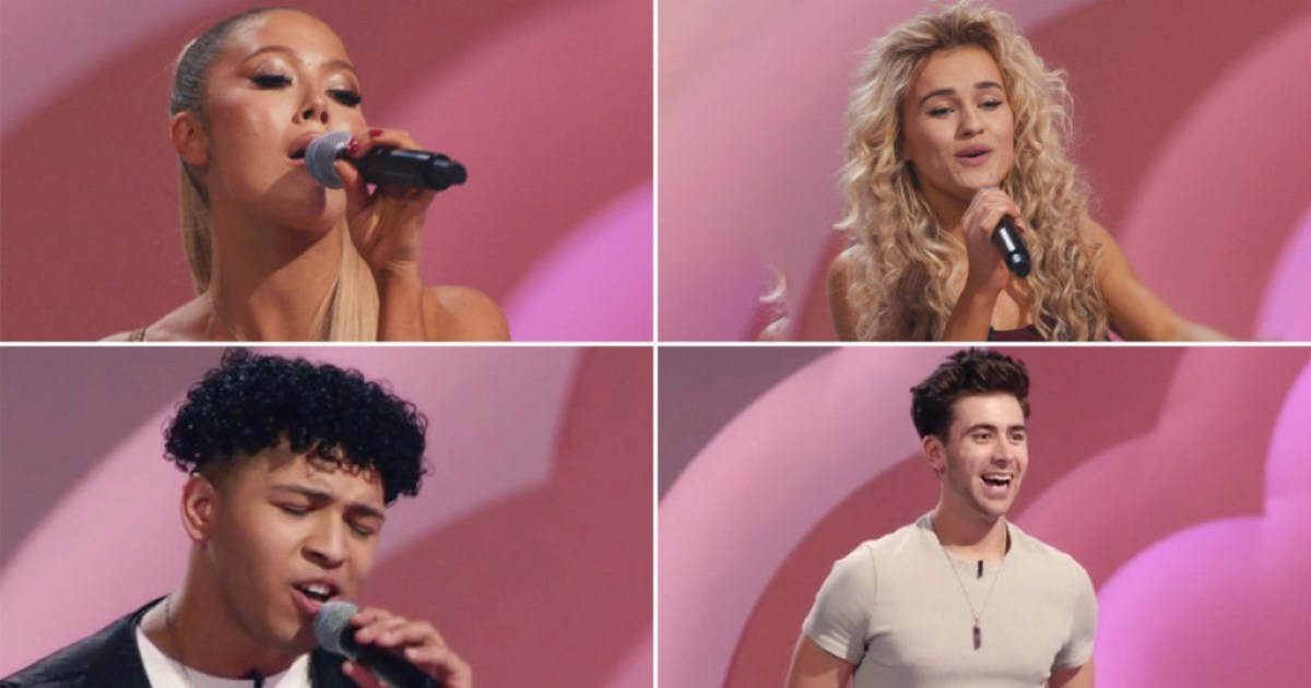 Little Mix: The Search reveals first mixed band of competition as auditions heat up