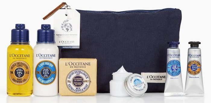 My Celebrity Life – LOccitane Shea Butter Collection Bodycare Gift Set