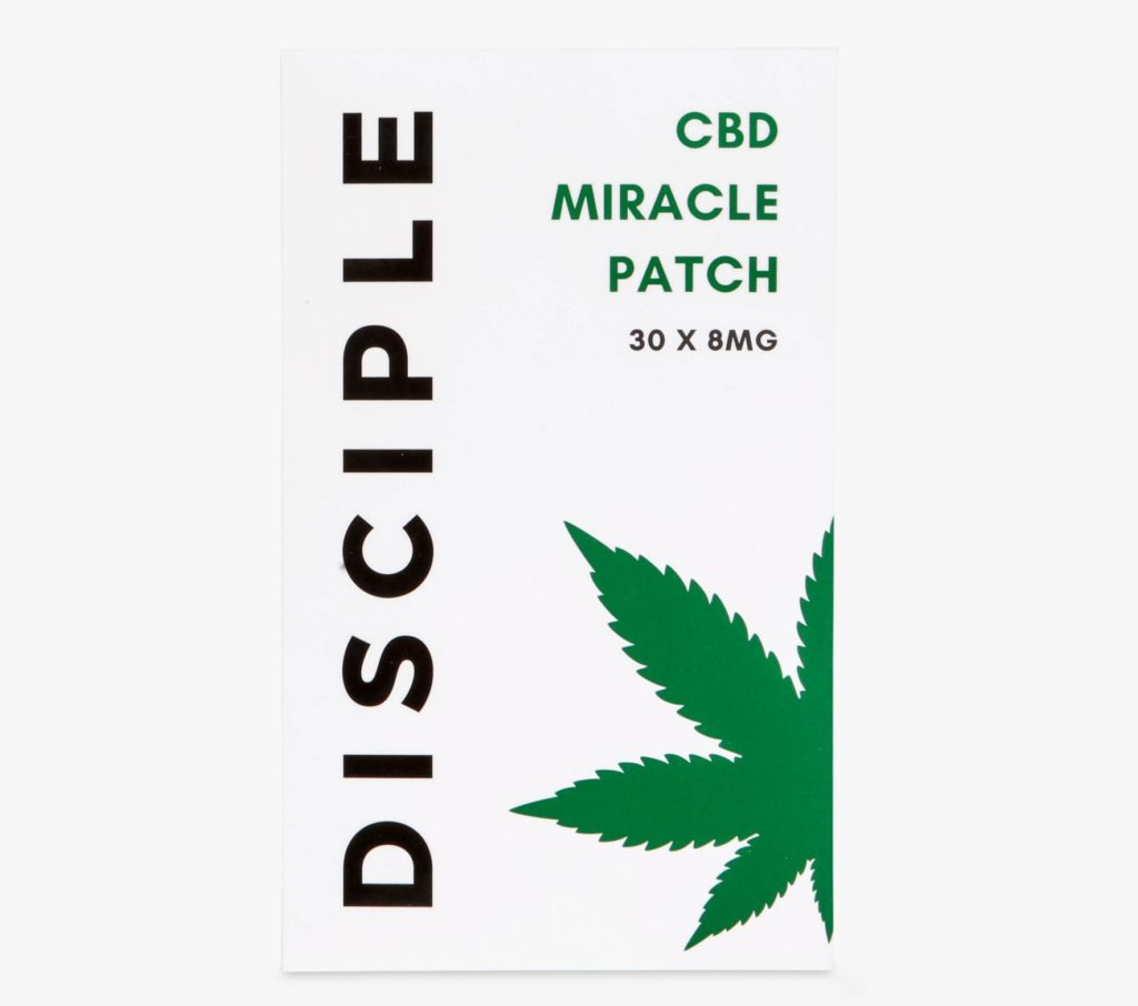 My Celebrity Life – Disciple CBD Miracle Patch
