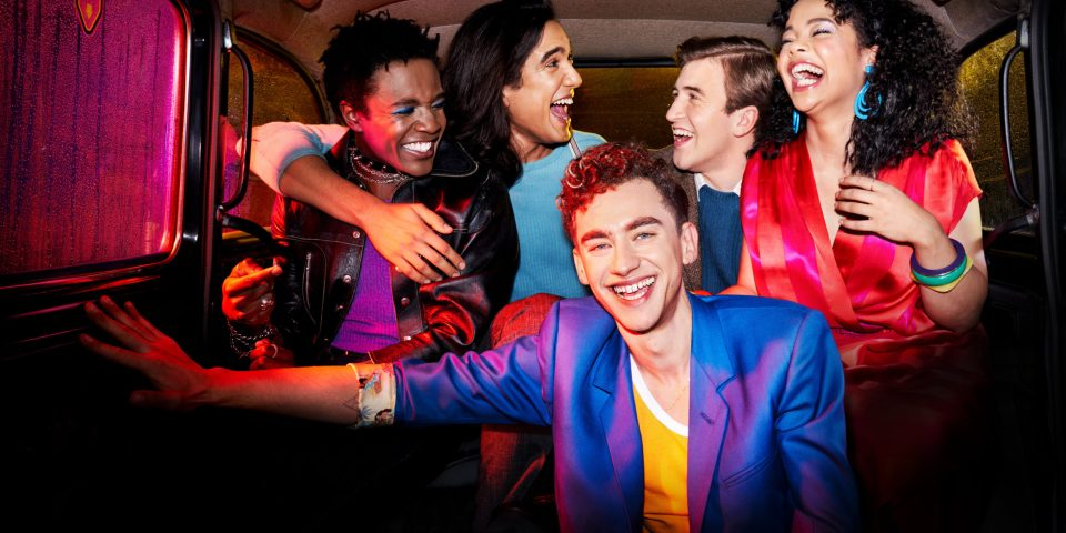 My Celebrity Life – Its A Sin lead Olly Alexander and his band Years and Years has released a Pet Shop Boys cover to raise money for charity Picture Channel 4