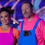 My Celebrity Life – Dancing on Ice judge Ashley Banjo has stepped in to defend Rufus Hounds comments Picture Matt FrostITVREX