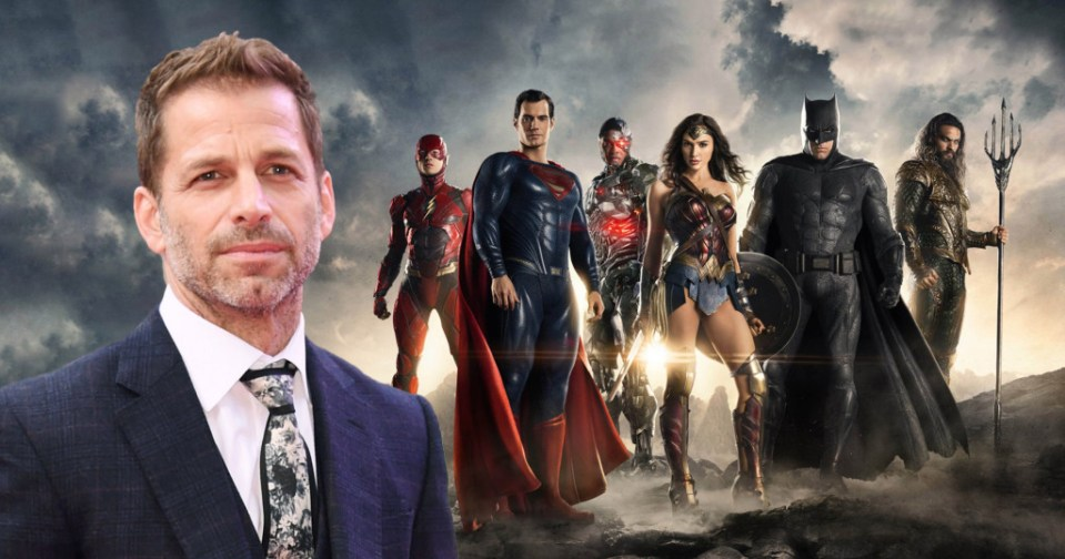 My Celebrity Life – Zack Snyder has filmed the latest version of Justice League for free Picture Getty Rex