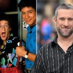 My Celebrity Life – Mario Lopez paid tribute to Dustin Diamond after his death on Monday morning Picture Getty