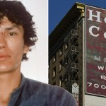 My Celebrity Life – Twister killer Richard Ramirez stayed at the Cecil Hotel during his crime spree Picture Netflix