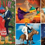 My Celebrity Life – Zendaya Michaela Coel and Charlize Theron star in Vanity Fairs Hollywood Issue Picture Maurizio Cattelan and Pierpaolo FerrariVanity Fair