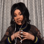 My Celebrity Life – Cardi decided to go with a poop metaphor Picture The Tonight Show with Jimmy Fallon