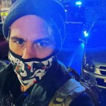 My Celebrity Life – Matt was forced to flee his burning building Picture Instagram