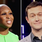 My Celebrity Life – Cynthia Erivo and Joseph GordonLevitt have joined the cast of Pinocchio Picture Getty