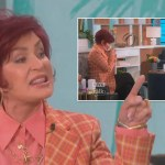 My Celebrity Life – Sharon Osbourne became emotional as she defended her friend Piers Morgan on The Talk Picture CBS