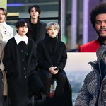 My Celebrity Life – BTA beat competition from Billie Eilish The Weeknd and more for the accolade Picture GettyRex