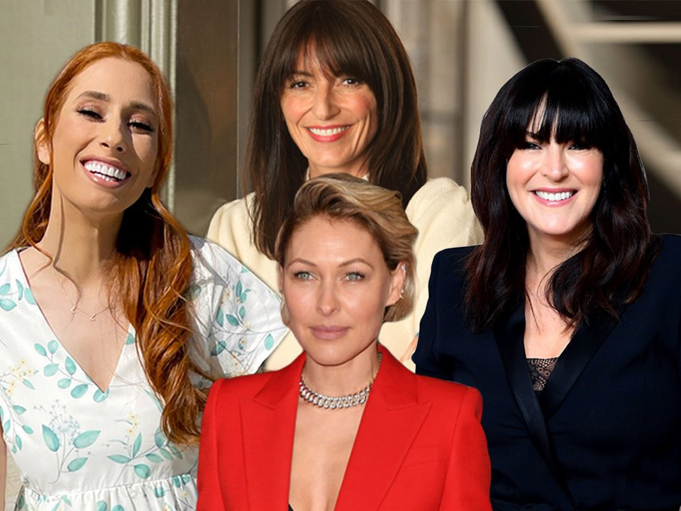 Stacey Solomon, Emma Willis and Anna Richardson are reportedly in line to present Changing Rooms following Davina McCall's departure