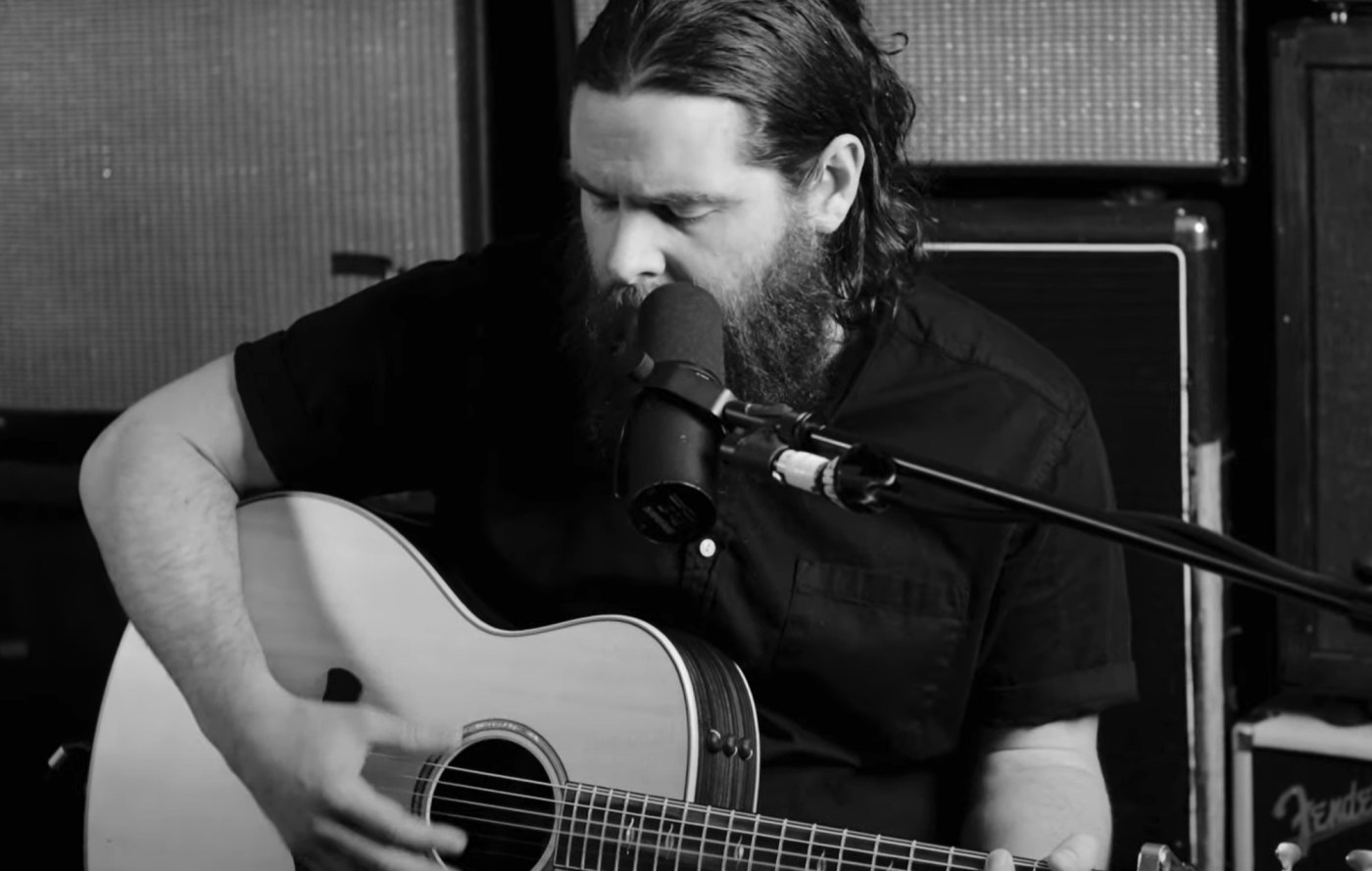 Watch Manchester Orchestra's stirring cover of Neil Young's 'Unknown Legend'