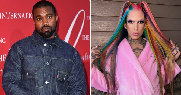 Jeffree Star laughs off 'hilarious' Kanye West rumours: 'I really do like tall men'