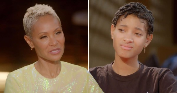 Jada Pinkett Smith and daughter Willow steam vaginas on camera in quest of spiritual healing