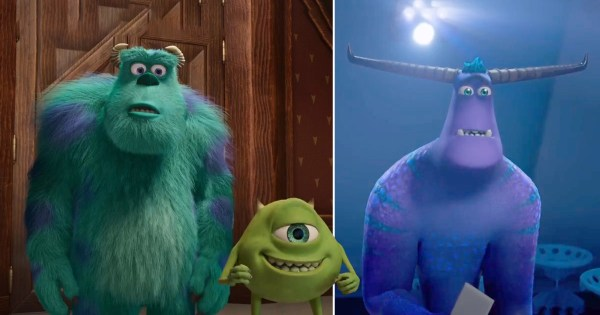 Monsters at Work: New Disney Plus release date is announced as Mike and Sulley rise ranks in trailer