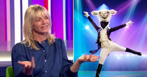 Zoe Ball reveals daughter's hilarious reaction to her being the Llama on Masked Dancer: 'I was like, thanks girl!'
