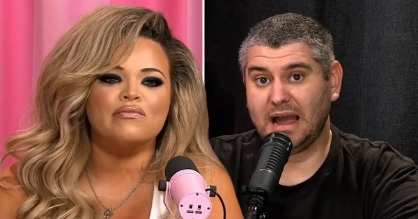 What happened between Trisha Paytas and Ethan Klein as they end Frenemies podcast?