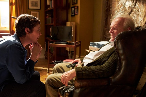 Can I watch Anthony Hopkins' The Father at home as it releases in UK cinemas?