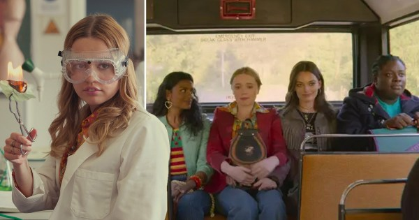 Sex Education star Aimee Lou Wood reveals the 'amazing' scene with Susan Lynch cut from season 2