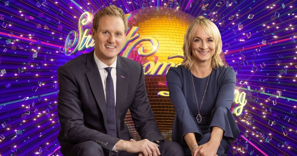 Dan Walker puts Louise Minchin on the spot over claims she quit BBC Breakfast for Strictly Come Dancing 2021