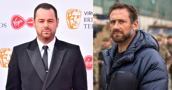 Jason Fox wants put Danny Dyer to the test on Celebrity SAS: Who Dares Wins
