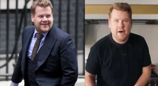 James Corden 'burned through 75 personal trainers' as he details weight loss journey